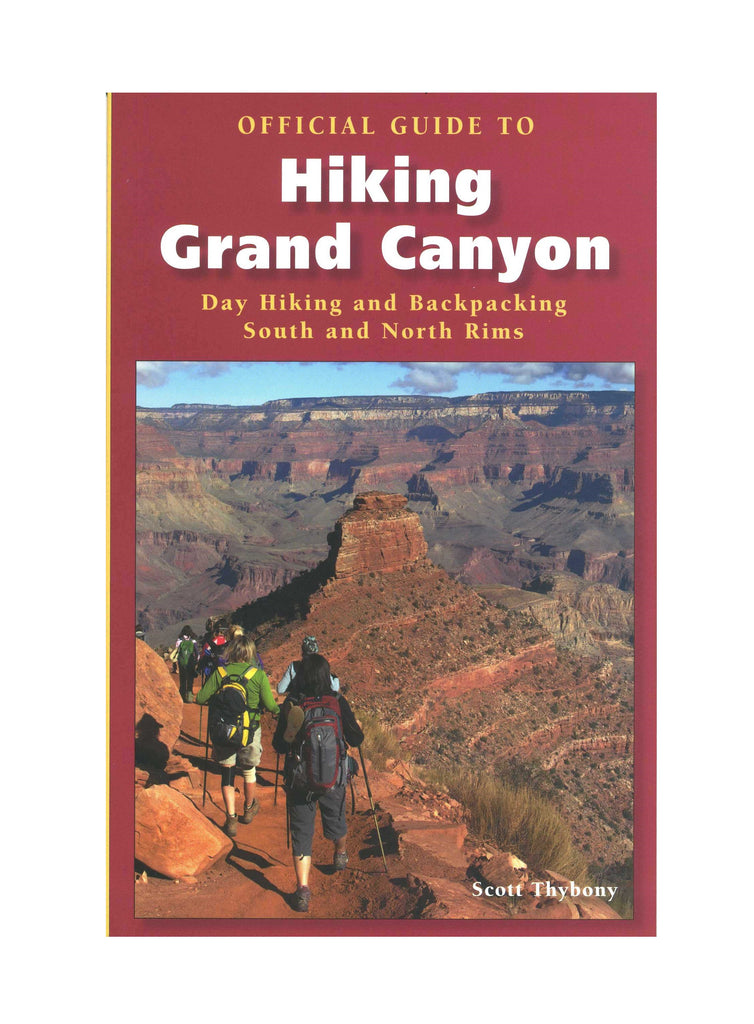 Official Guide to Hiking Grand Canyon