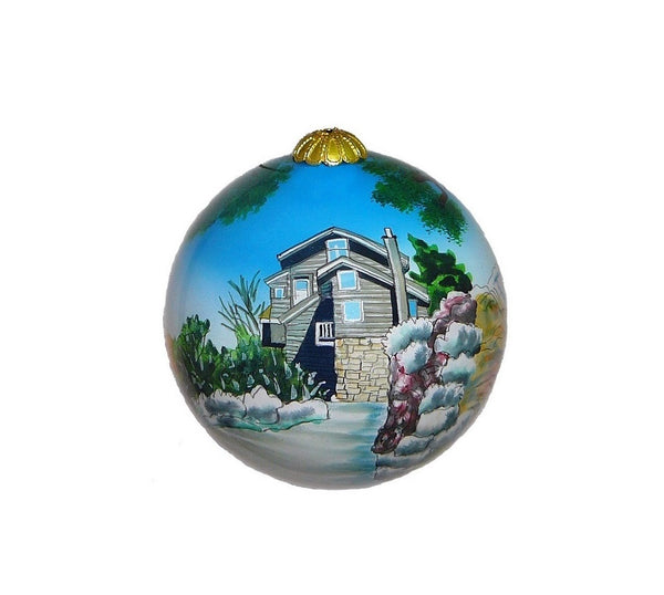 Kolb Studio/Watchtower Hand Painted Ornament
