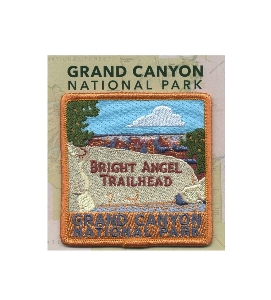 Bright Angel Trailhead Patch