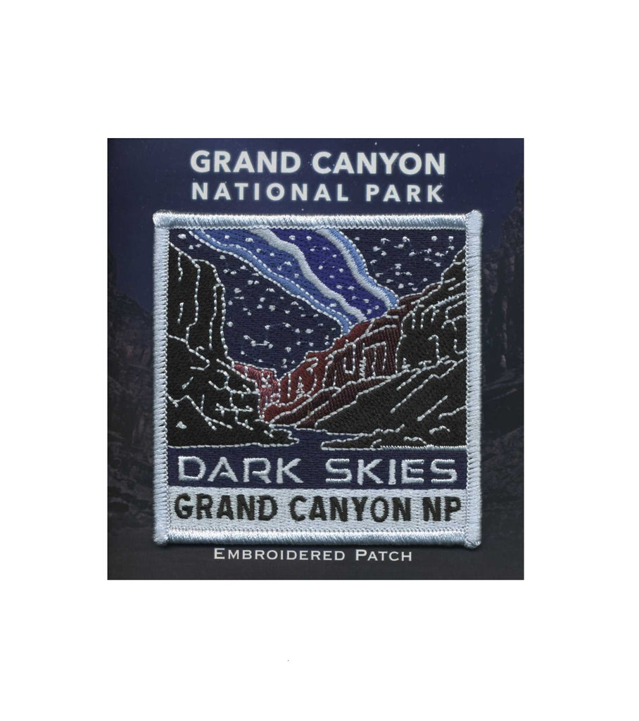 Dark Skies Patch, Grand Canyon National Park