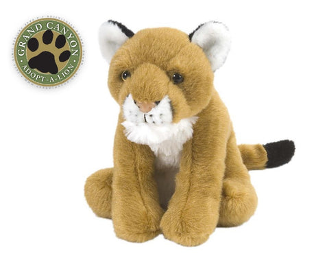 Adopt-a-Lion Program & Plush Lion