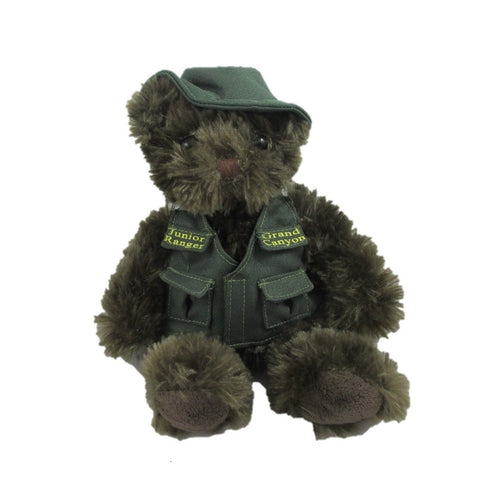Grand Canyon Junior Ranger Bear