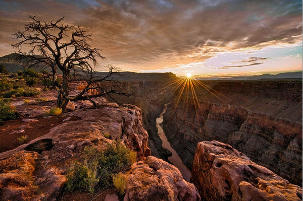 Grand Canyon National Park Metal Prints - Toroweap