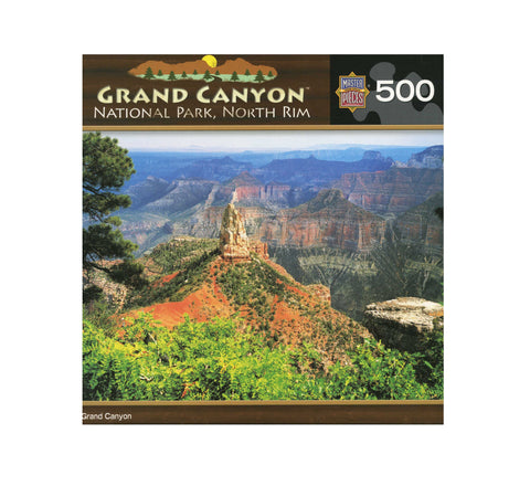 Grand Canyon National Park, North Rim, 550 Piece Puzzle