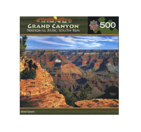 Grand Canyon National Park, South Rim, 500 Piece Puzzle