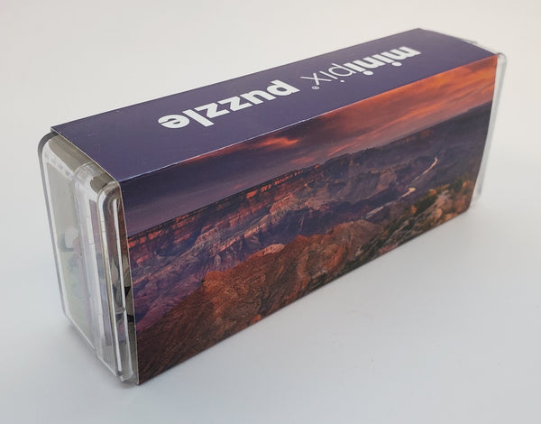 Grand Canyon Desert View Mini Puzzle