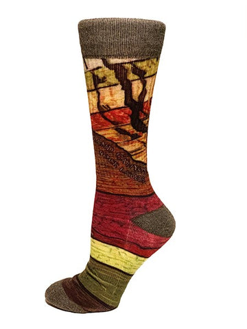 Rock Layer Socks