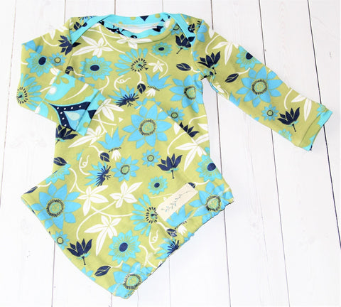 organic baby girl clothes