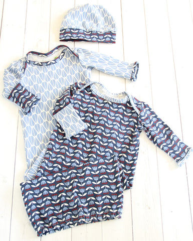 organic baby clothing set