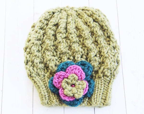 hand knit gift for women