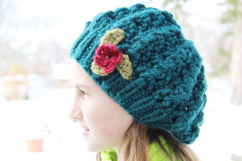 handknit gift for women