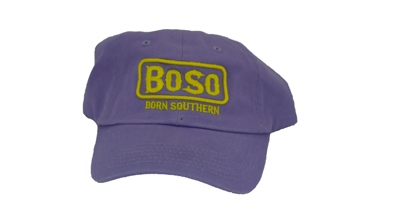 Signature BoSo Logo Unstructured Hat