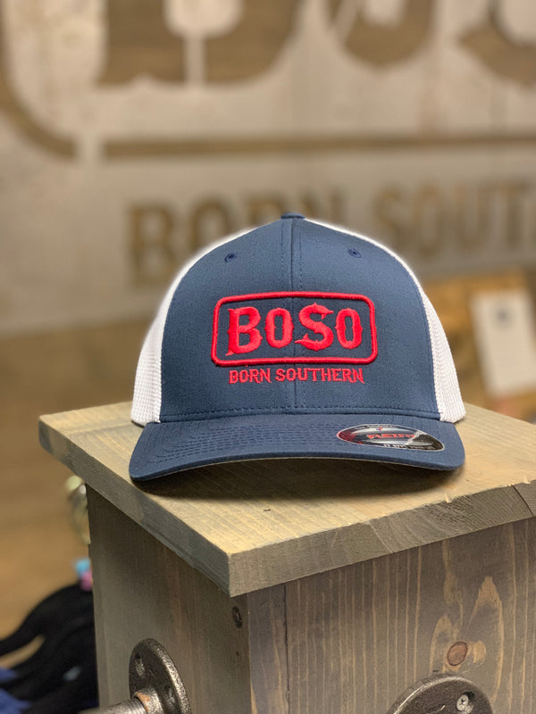 BoSo Born Southern Flex Fit (Multiple Color Options)