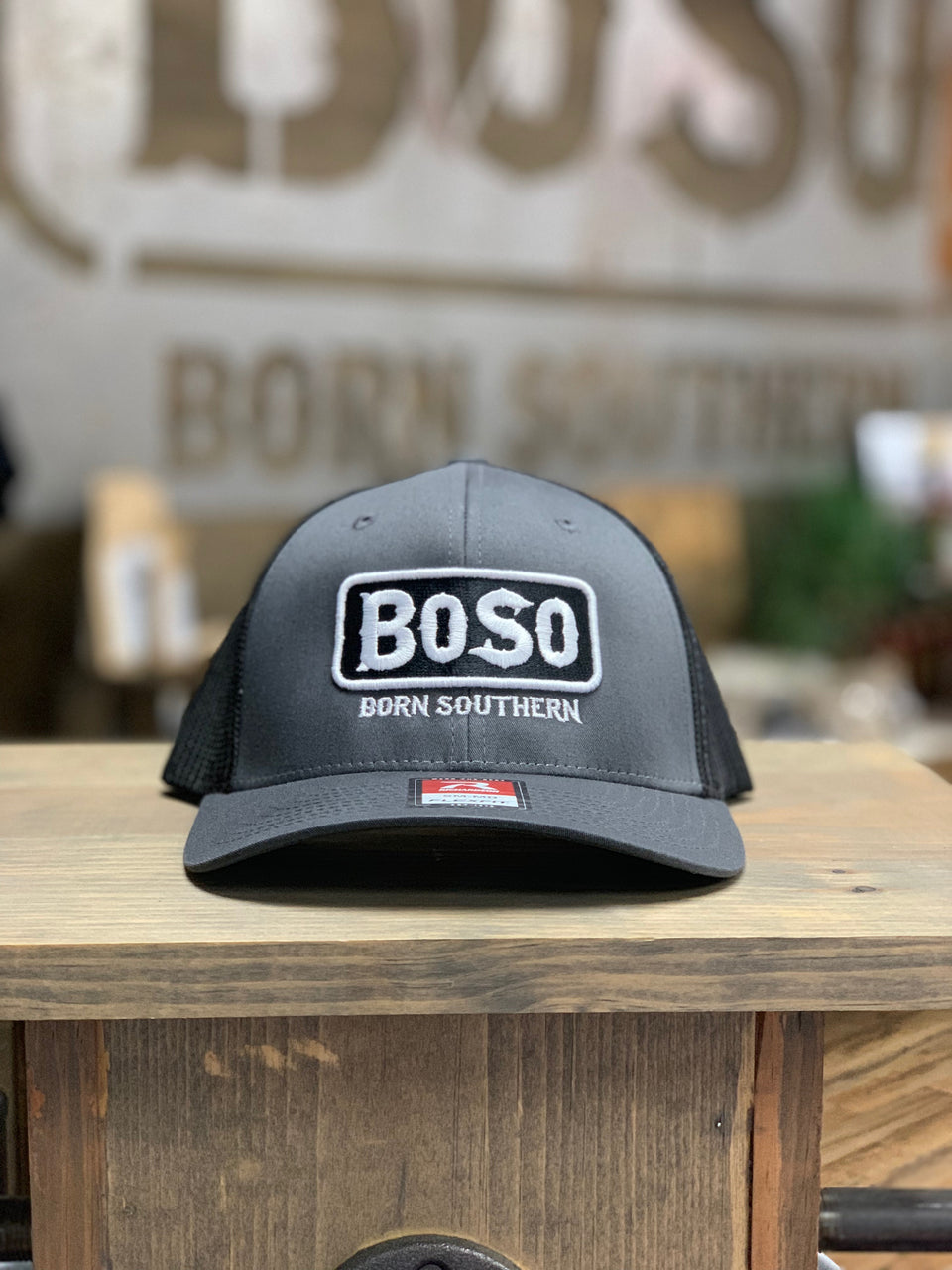 BoSo Fill fitted hats