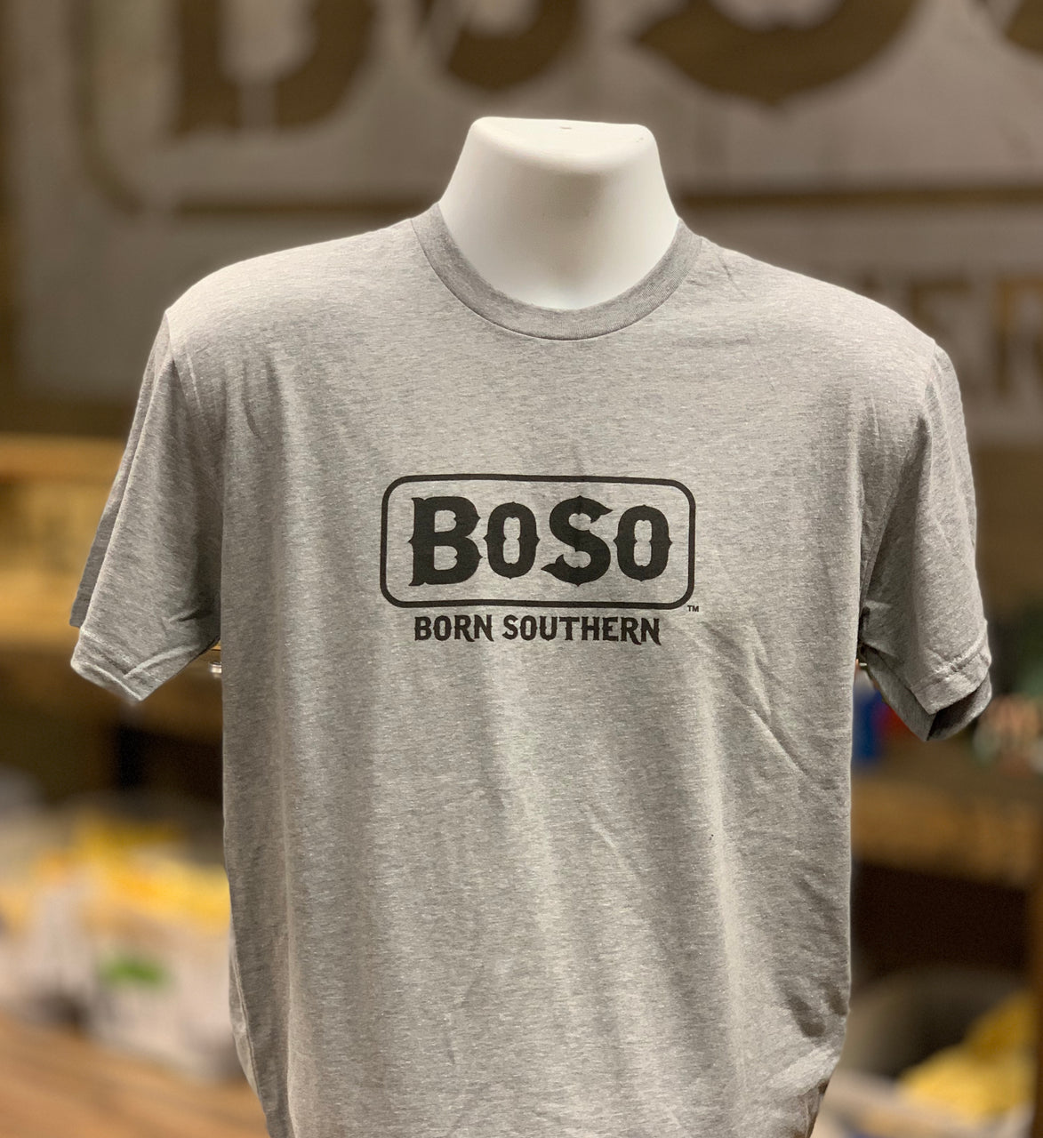 Signature T-Shirt with Classic BoSo Logo