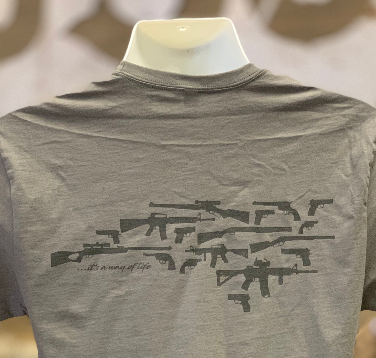 BoSo NC 2nd Amendment T-shirt