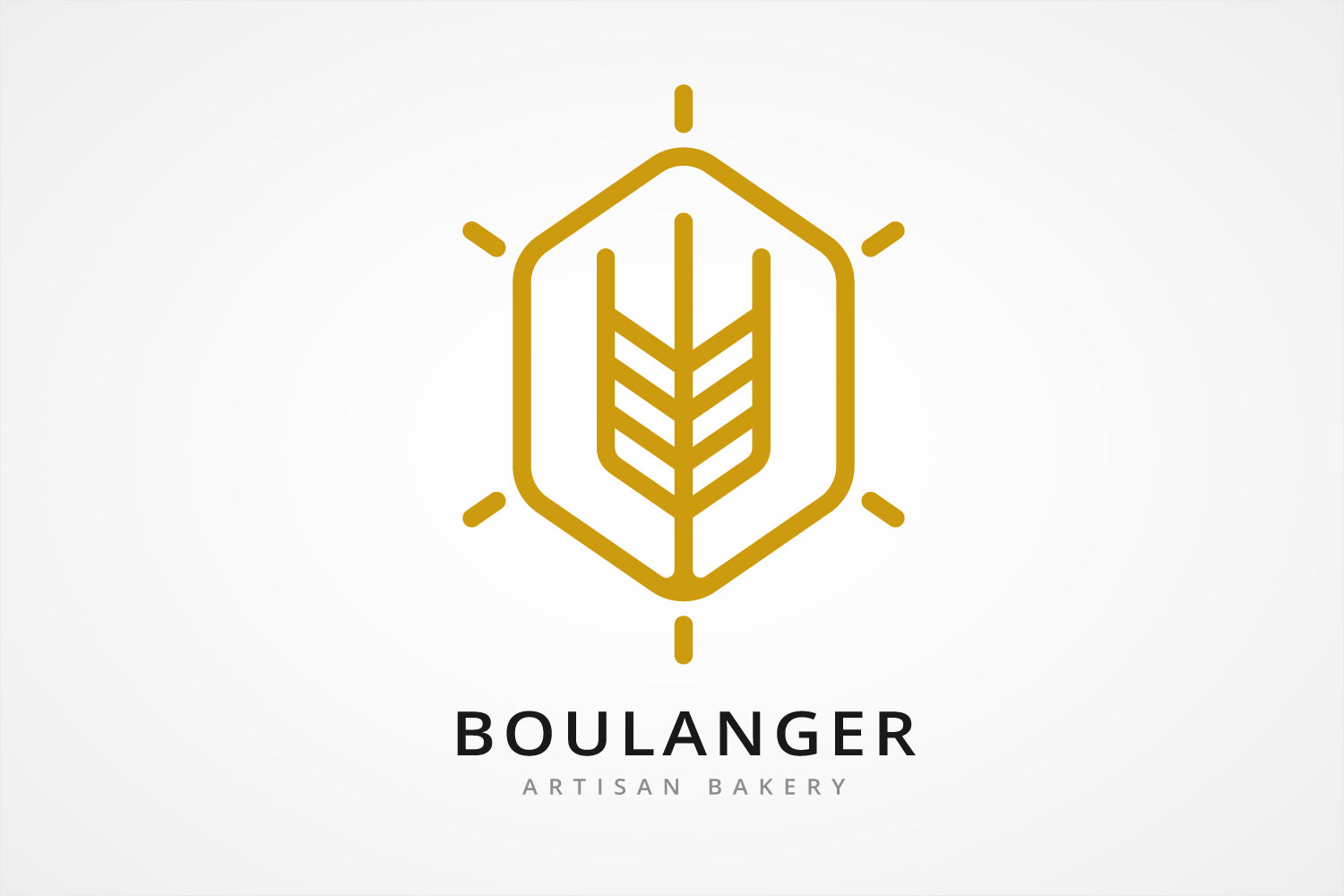 Wheat Bakery Logo