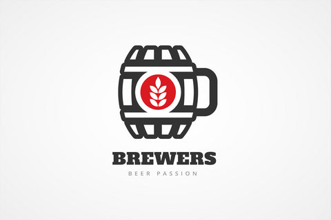 Beer Barrel Mug Logo