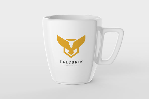 Falcon Shield Logo