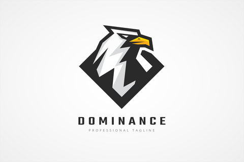 Dominant Eagle Logo