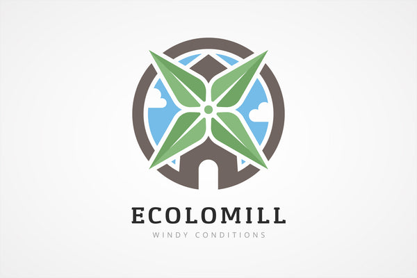 Natural Mill Logo