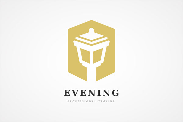 Evening Street Light Logo