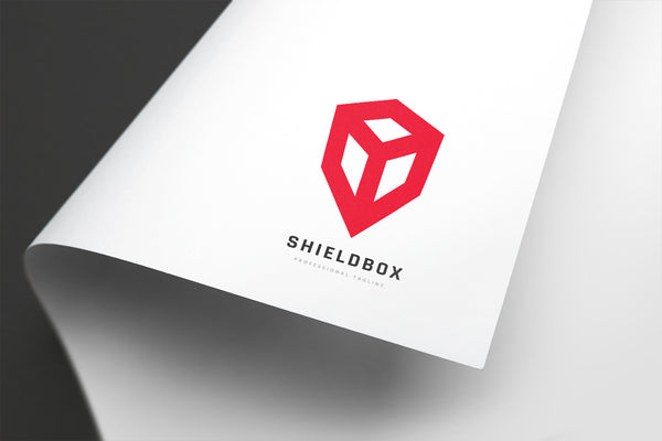 Shield Box Logo