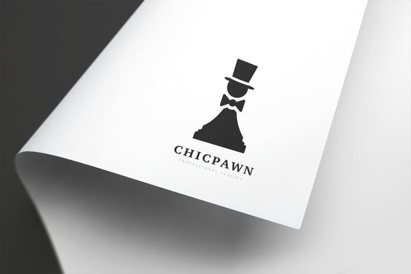 Chic Pawn Logo