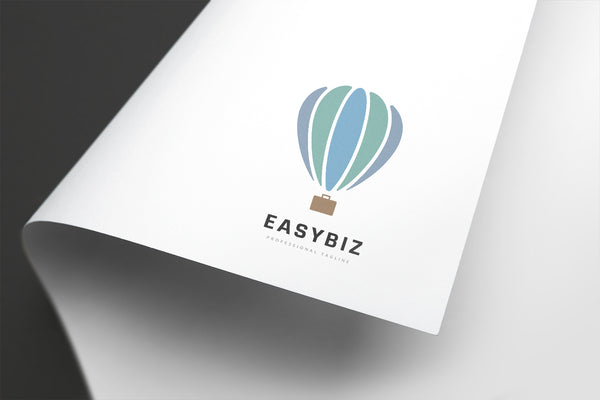 Balloon Suitcase Logo