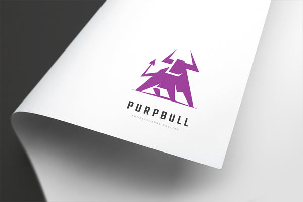Purple Bull Logo