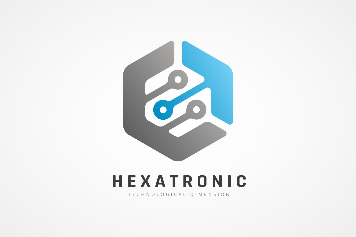 Hexagon Electronics Logo