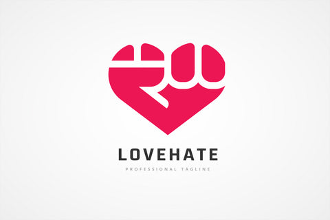 Love Hate Logo