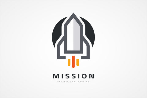 Rocket Mission Logo