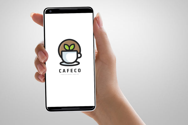 Eco Coffee Logo