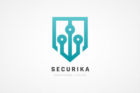 Technology Security Logo