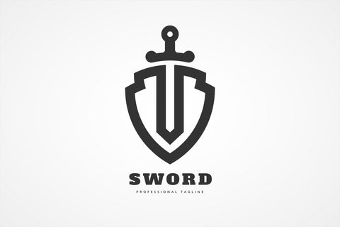 Sword Shield Logo