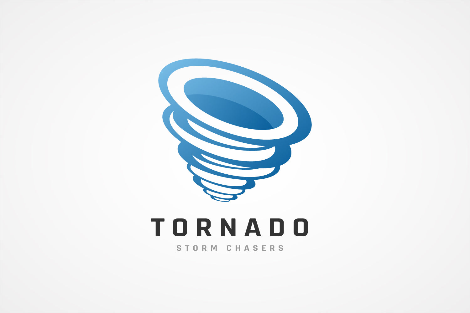 Tornado Storm Chasers Logo