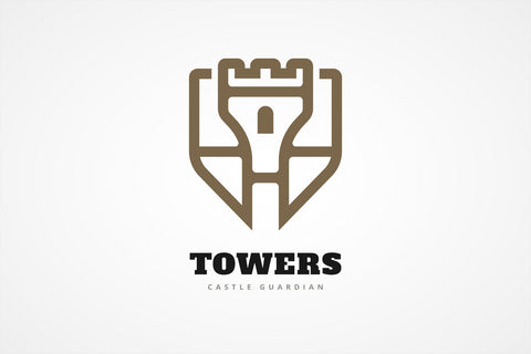 Castle Tower Logo