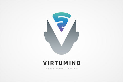 Virtual Human Mind Logo