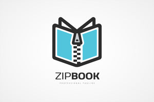 Zipper Book Logo