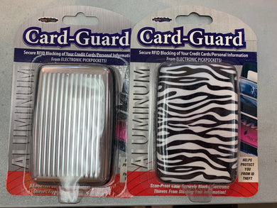 Card Guard Wallet