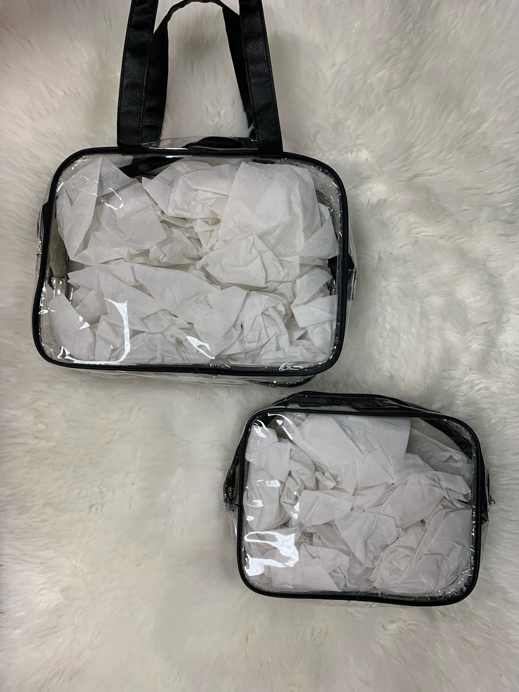 Large stadium Clear Bags