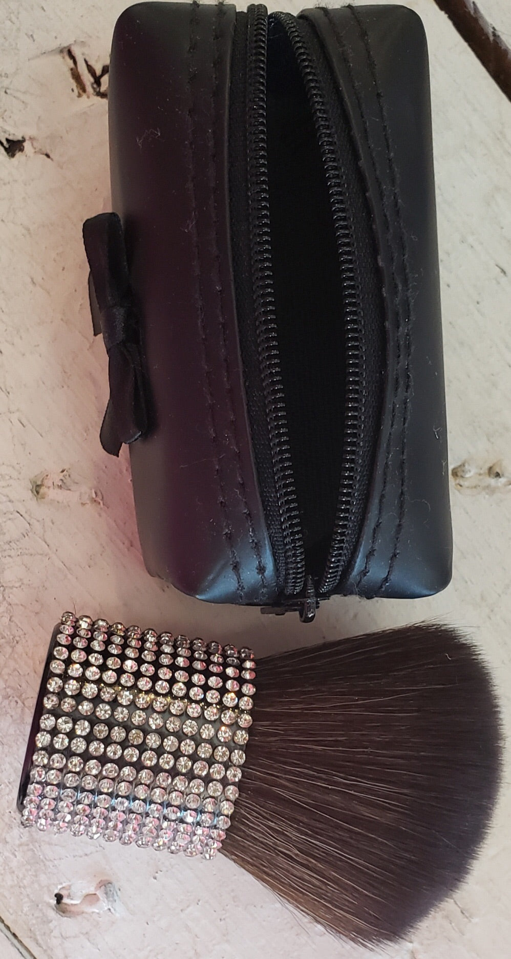 Rhinestone Kabuki Brush-ON SALE