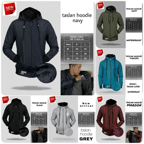 New Jaket Waterproof