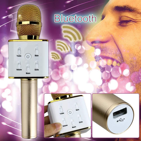 Magic Microphone Bluetooth