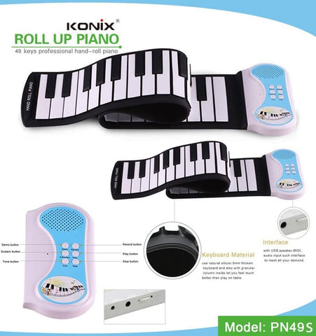 Piano Portable Inovatif