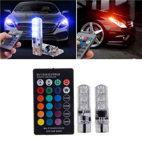 MultiColor Car LED