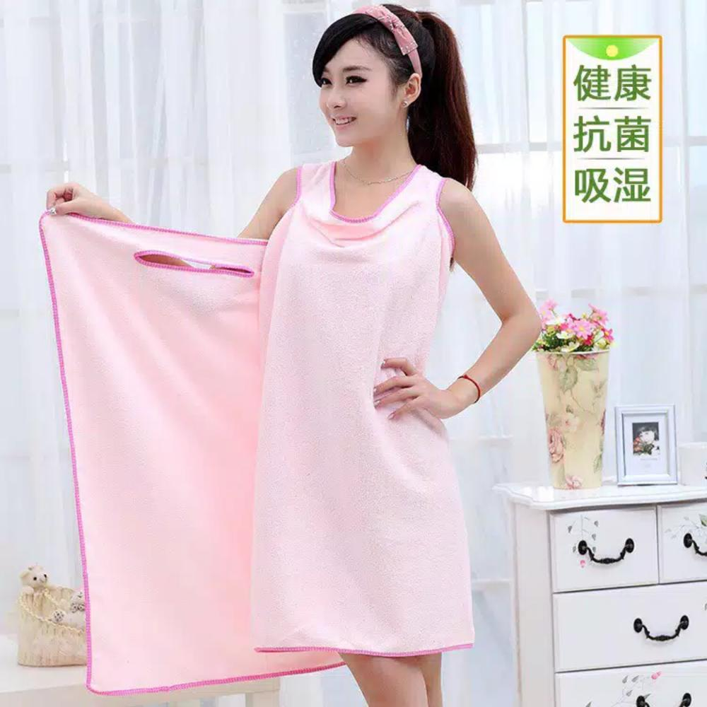 Magic Towel Dress