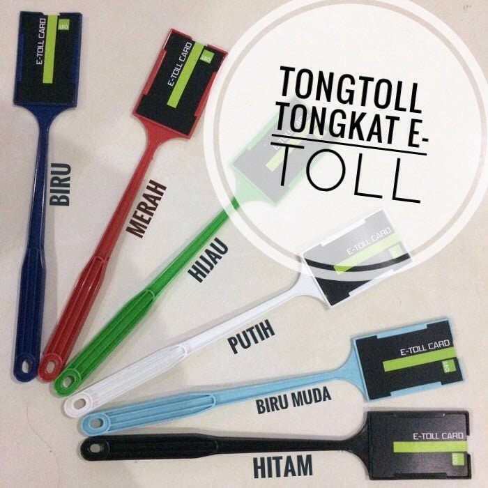 Tongtoll E Toll Holder