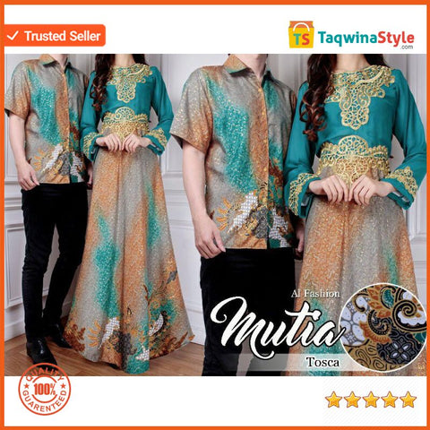 Shop Couple Batik Mutia Setelan Batik